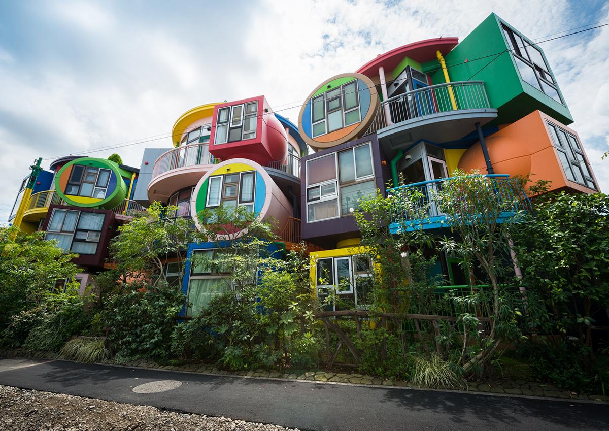 歴史的建築と文化を守りたい。芸術作品のような家「三鷹天命反転住宅」がクラウドファンディングをスタート!