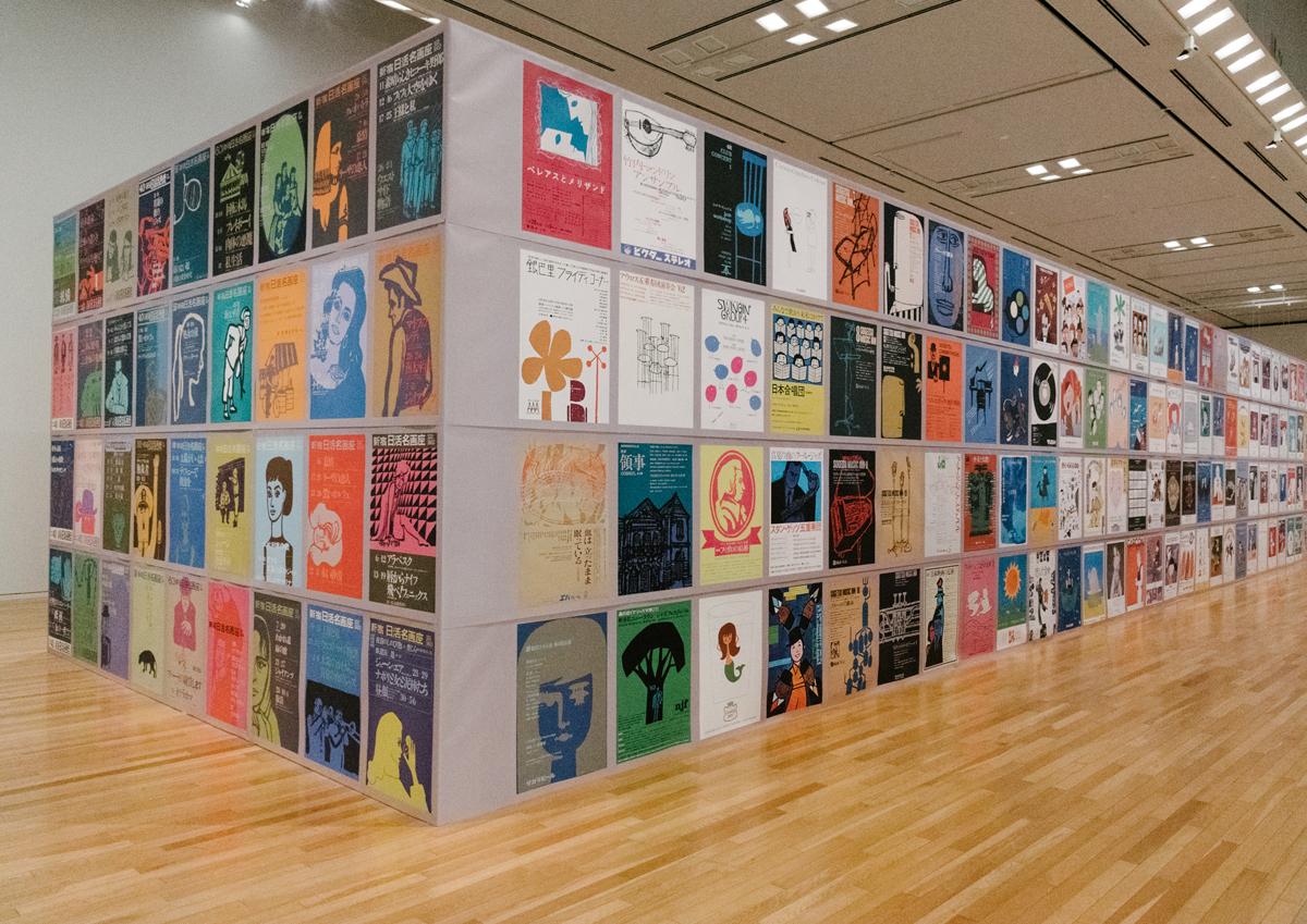 和田誠の83年の生涯で制作した多彩な作品に迫る。東京オペラシティ アートギャラリーで開催中の「和田誠展…